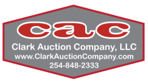 Clark Auction Company Logo